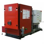 Hoval STU975 Biomass Boiler