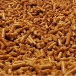 Photograph of Wood Pellets
