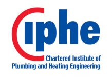 Chartered Institute of Plumbing & Heating Engineering Logo - CIPHE