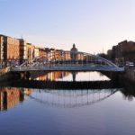 River Liffey, Dublin, Republic of Ireland