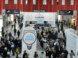 Photograph of Ecobuild Exhibition