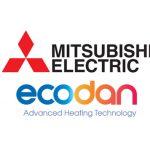 Mitsubishi Ecodan Heat Pump Logo