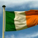 Phototgraph of Republic of Ireland Flaf