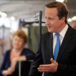 Photograph of David Cameron - Mark Group