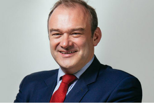 Photograph of Ed Davey MP
