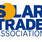 Photograph of Solar Trade Association Logo