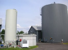 Picture of Xergi Biogas Plant