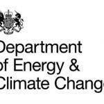 Department of Energy & Climate Change (DECC) Logo