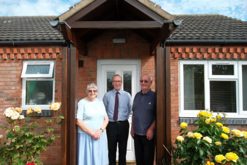 Shropshire Rural Housing Association Tenants