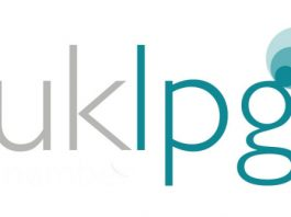 Photograph of LPG Logo