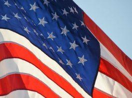 Photograph of USA Flag