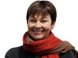 Photograph of Caroline Lucas MP