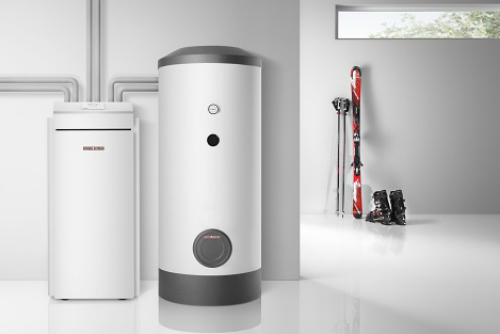 Photograph of Stiebel Elton products