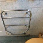 Photograph of Dimplex TRC90 Towel Rail