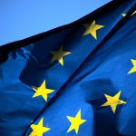 Photograph of European Union Flag
