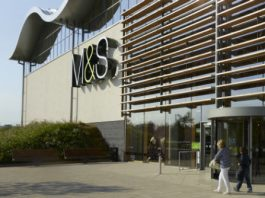Photograph of Marks & Spencer Store