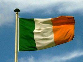 Photograph of Republic of Ireland Flag