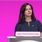 Photograph of Caroline Flint MP