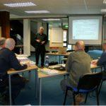 Photograph of HETAS Training Course