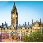 Photograph of Manchester Town Hall