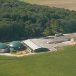Photograph of Weltec Biopower Anaerobic Digestion Installation