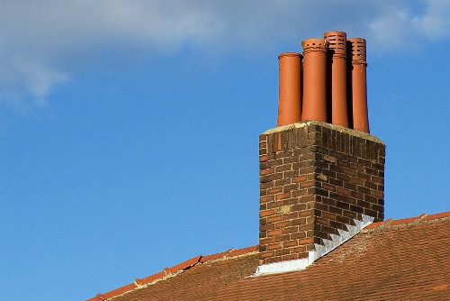 Photograph of Chimney Stack