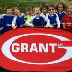 Photograph of Grant UK Under-7s Football Tournament