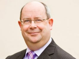 Photograph of Mark Askew, Chief Executive of Federation of Petroleum Suppliers