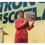 Photograph of SNP Leader, Nicola Sturgeon