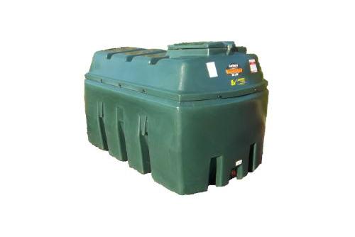 Photograph of Carbery 2500 Jumbo Bunded Heating Oil Tank