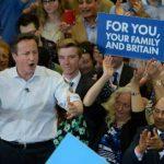 Photograph of Prime Minister, David Cameron