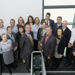 Photograph of Trent & Dove and Kensa Project Teams