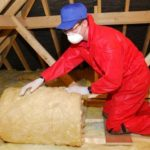 Photograph of Loft Insulation Installation