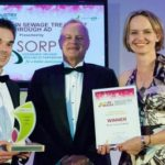 Photograph of UK Anaerobic Digestion & Biogas Award Winners