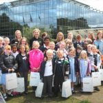 Rowans Primary Wins Mitsubishi Eco Competition