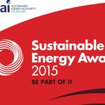 SEAI 2015 Sustainable Energy Awards Logo