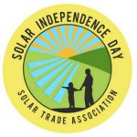Solar Independence Day Logo