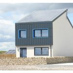 Photograph of Welsh Smart Carbon Positive House