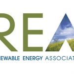 Renewable Energy Association (REA) Logo