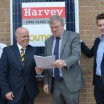 Harvey Group Acquires Solmatix