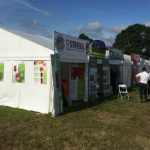 Photograph of Strebel at Confor Woodland Show