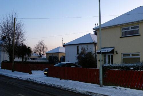 Northern Ireland Winter Home