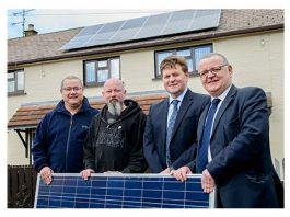 NIHE Solar Panels Cookstown