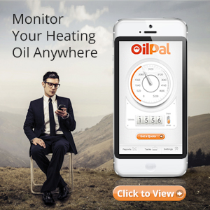 Oilpal - Monitor your heating oil anywhere