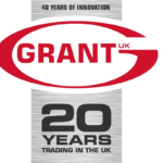 Grant UK Celebrating 20 years in business