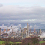 First Shipment of Fracked Shale Gas to Arrive in Scotland