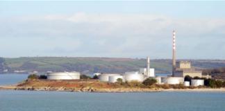 Whitegate oil refinery
