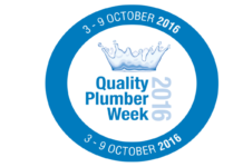 APHC Rallies support for Quality Plumber Week 2016