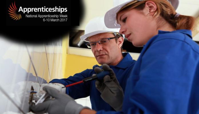 National Apprenticeship Week 2017 date announced
