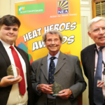 Youngest ever 'Heat Hero' meets oldest at awards ceremony